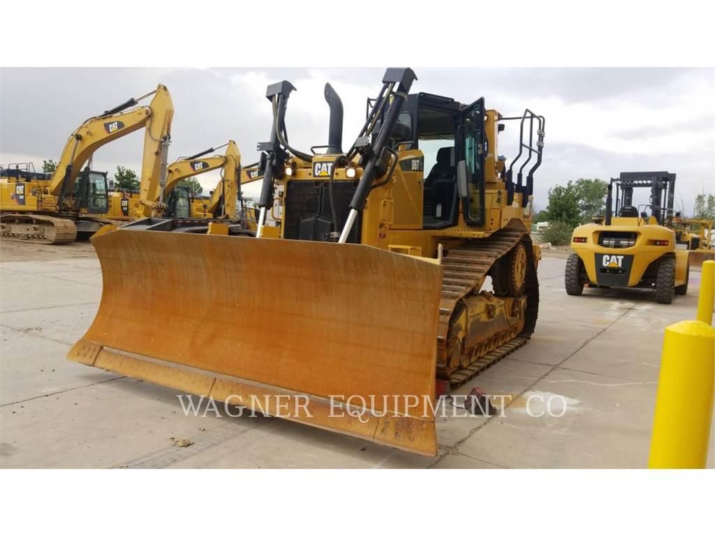 Caterpillar D6TXLVP, Dozers, Construction
