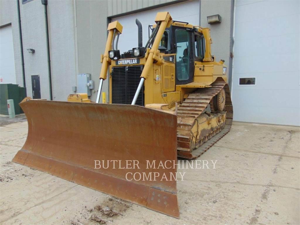 Caterpillar D6TXLVP、ブルドーザー、建設