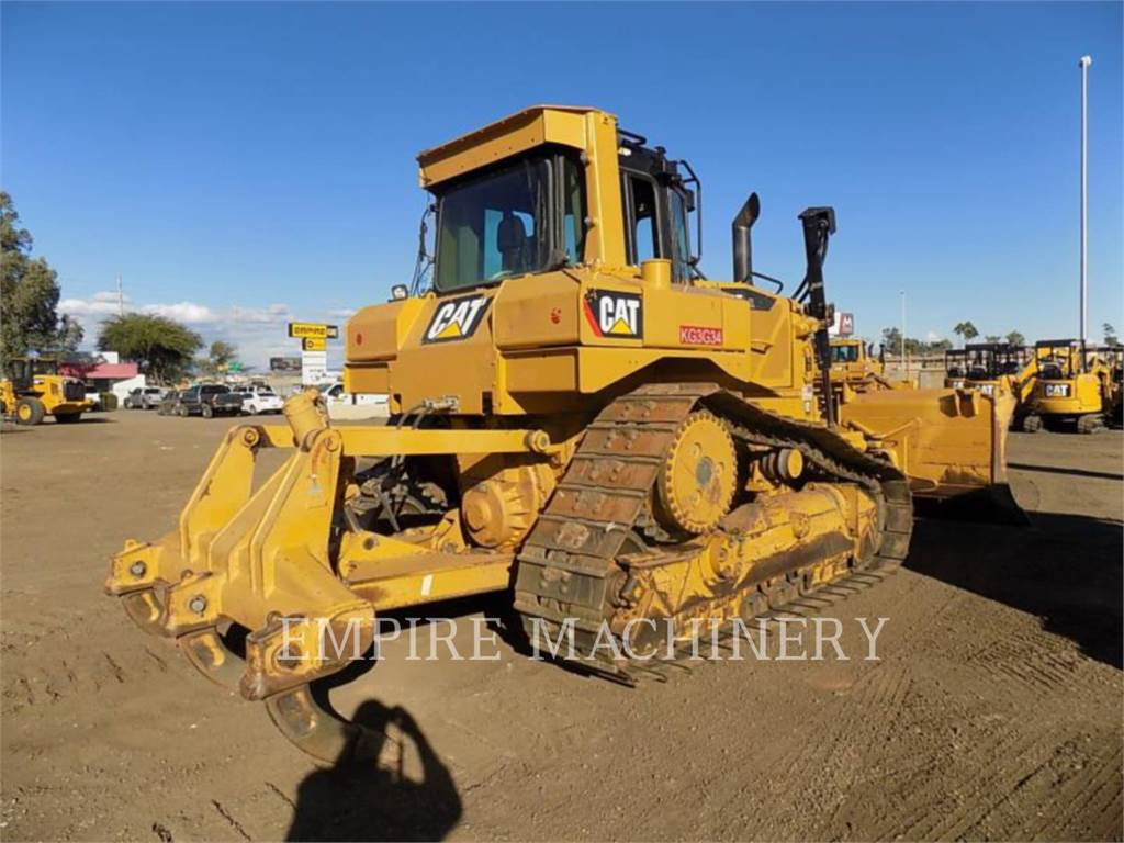 Caterpillar D6TXLVP, Dozers, Construction