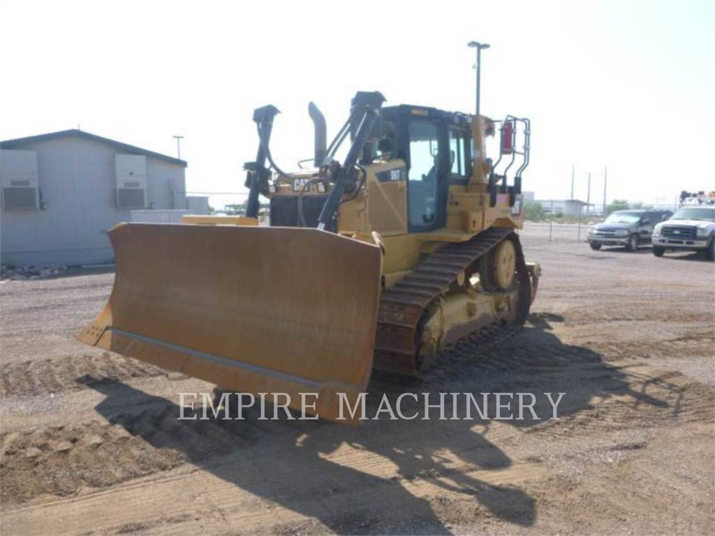 Caterpillar D6TXLVP, Spycharki, Sprzęt budowlany