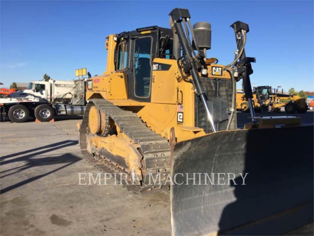 Caterpillar D6TXLVP, Bulldozers, Construcción