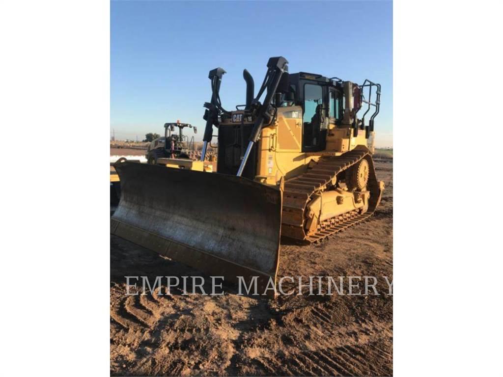 Caterpillar D6TXLVP, Tratores de rastos, Equipamentos Construção