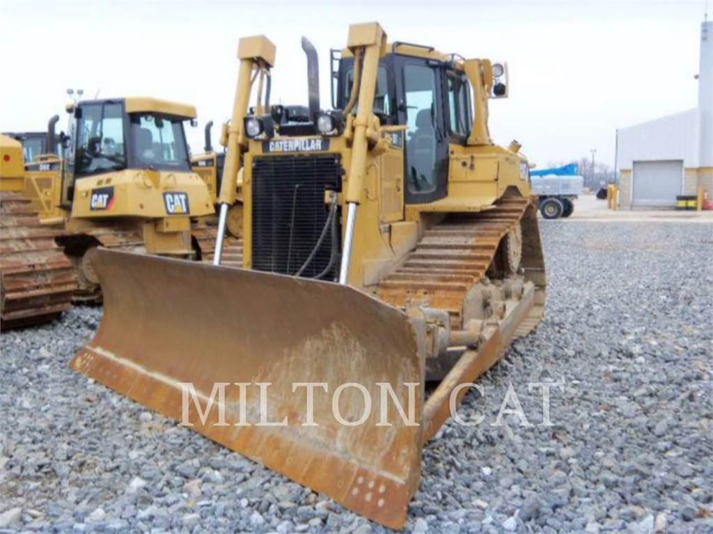 Caterpillar D6TXW, Spycharki, Sprzęt budowlany