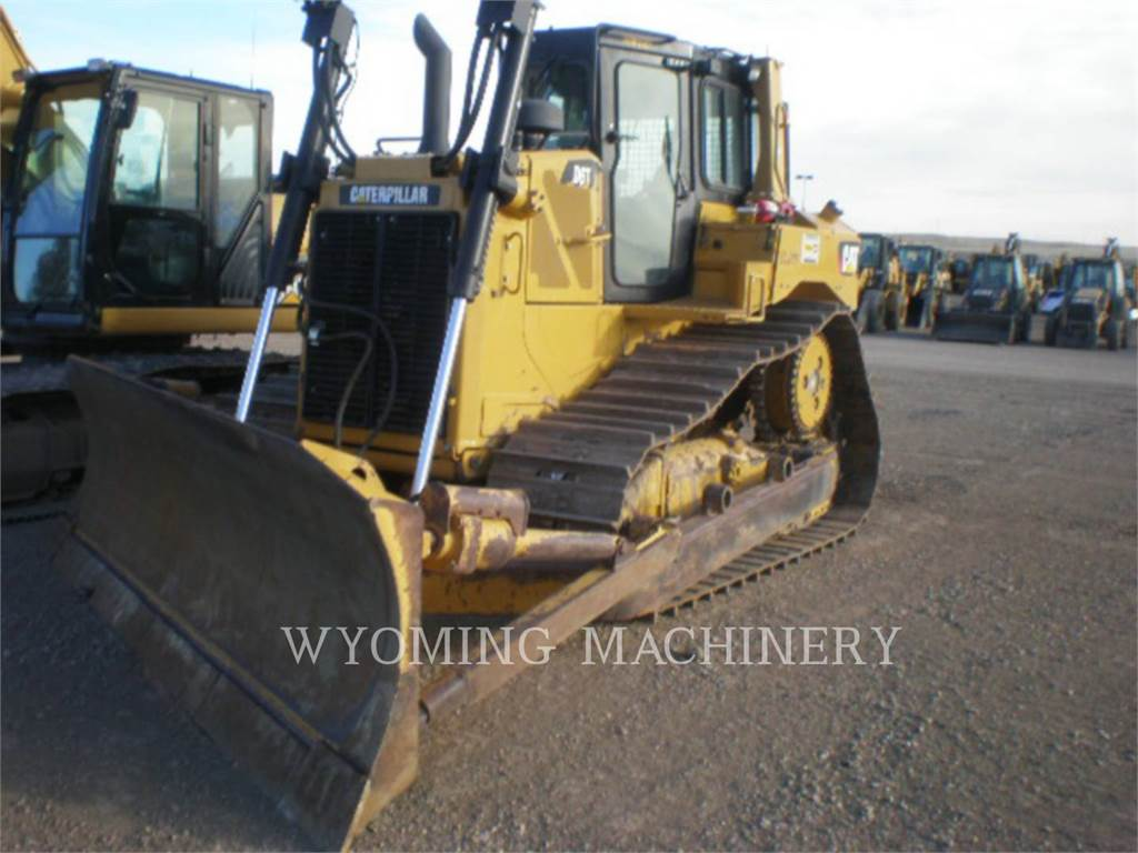 Caterpillar D6TXW, Dozers, Construction