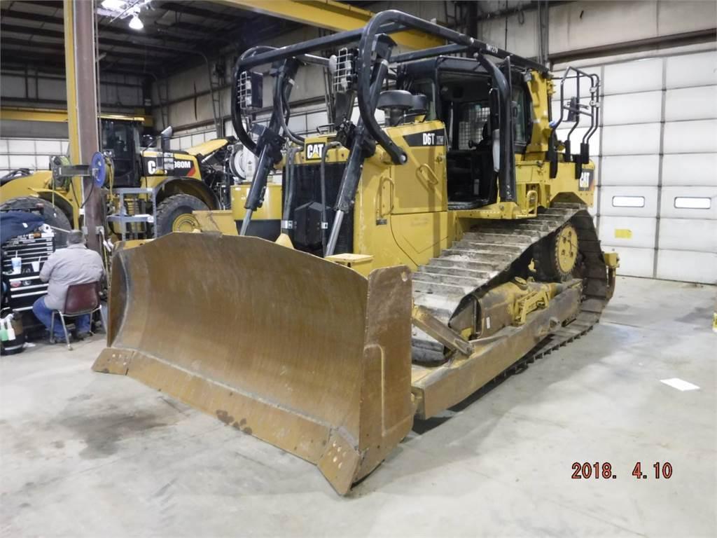 Caterpillar D6TXW, Dozers, Construction