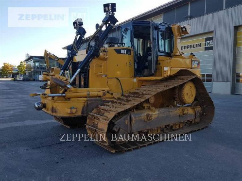 Caterpillar D6TXW, Tratores de rastos, Equipamentos Construção