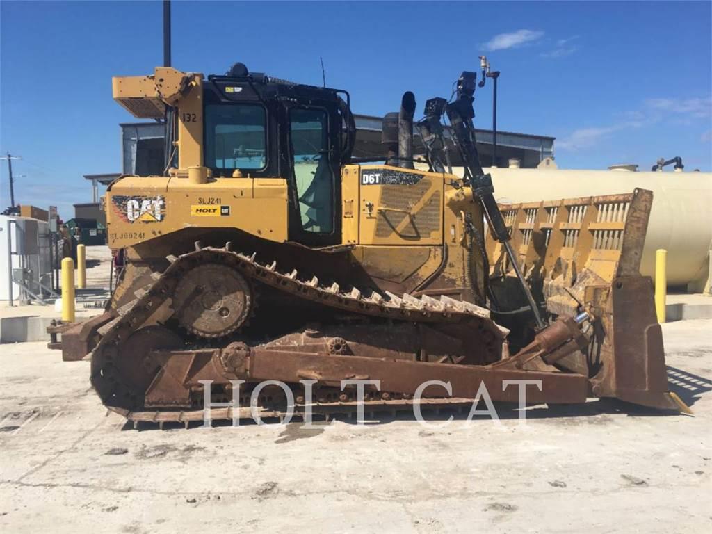 Caterpillar D6TXW, Planierraupen, Bau-Und Bergbauausrüstung
