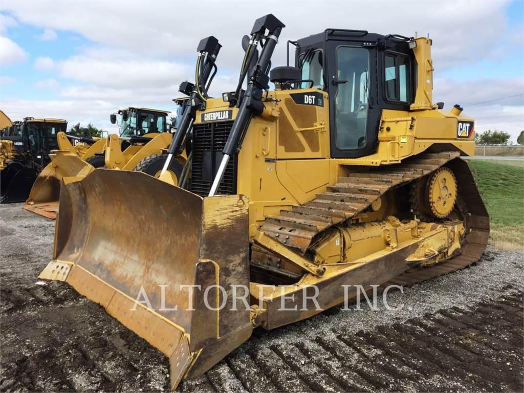 Caterpillar D6TXW, Bulldozers, Construcción