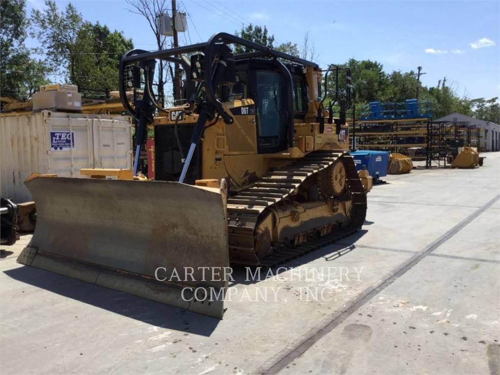 Caterpillar D6TXW VPAT, Dozers, Construction