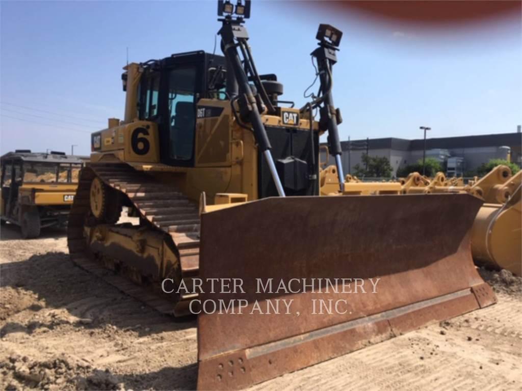 Caterpillar D6TXW VPAT, Bulldozer, Équipement De Construction