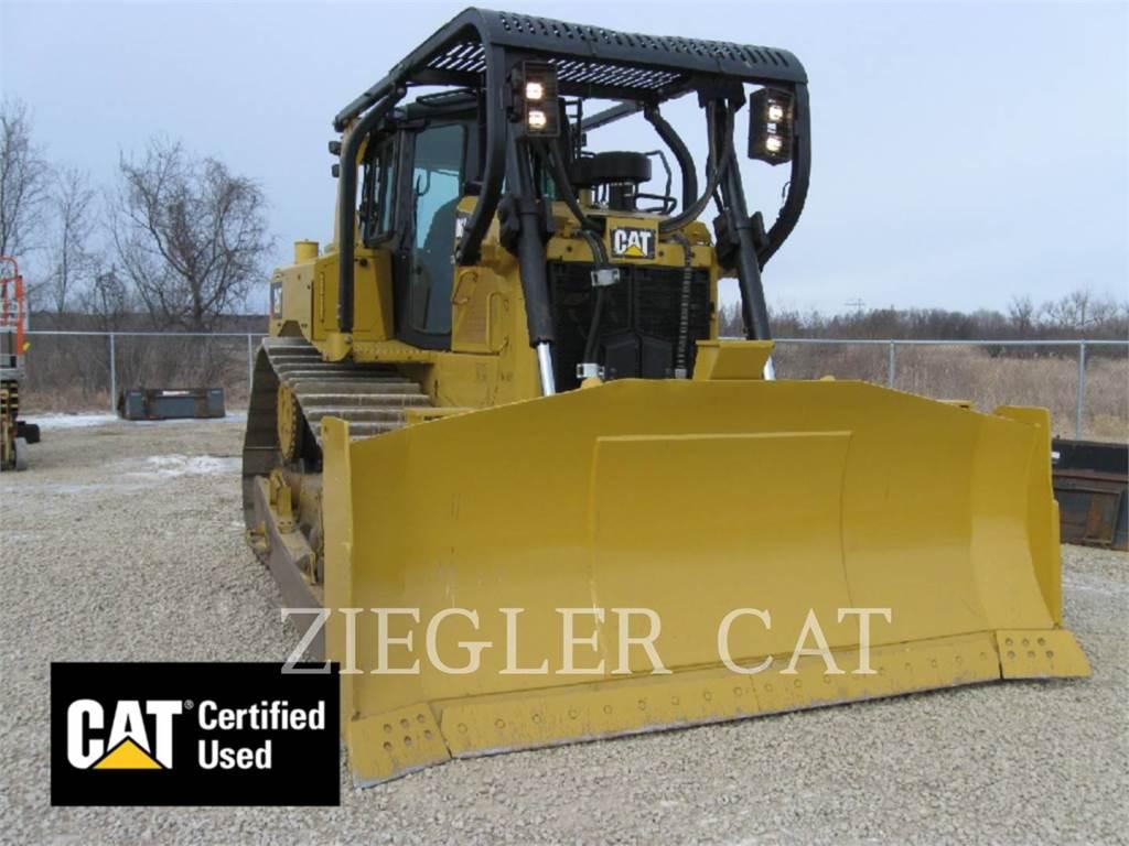 Caterpillar D6TXWA, Bulldozers, Attrezzature Da Costruzione
