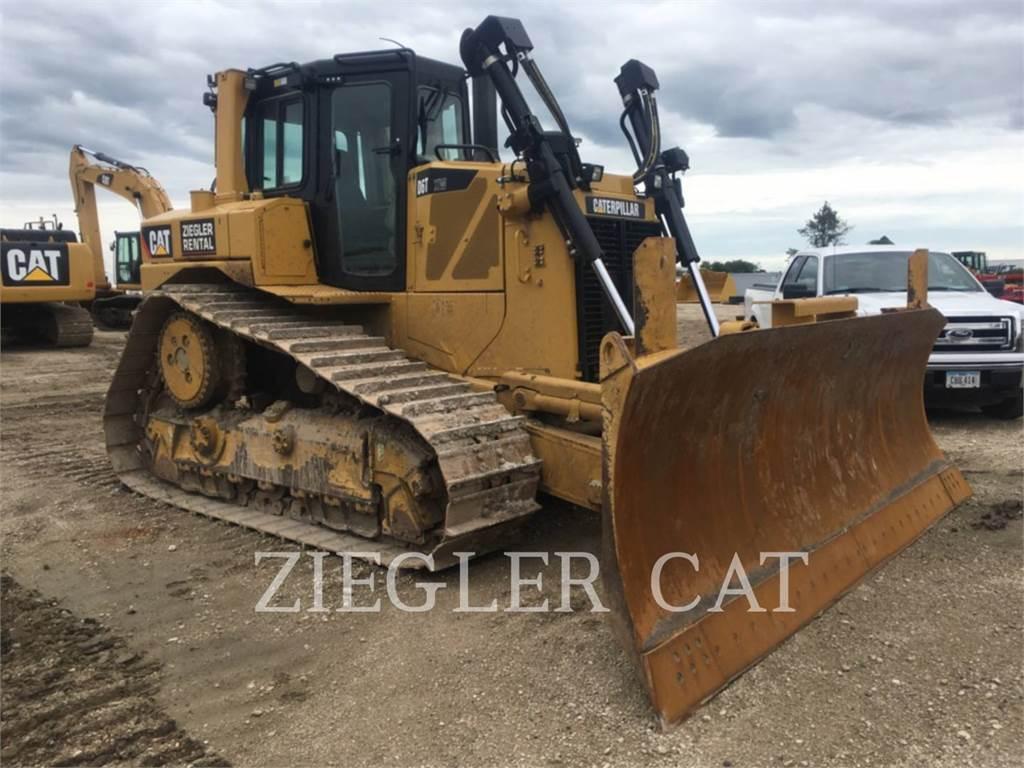 Caterpillar D6TXWVA, Planierraupen, Bau-Und Bergbauausrüstung