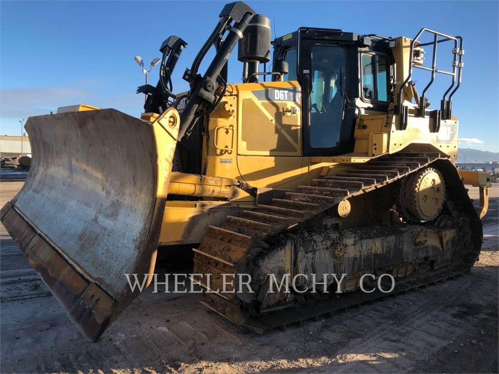 Caterpillar D6TXWVP, Planierraupen, Bau-Und Bergbauausrüstung