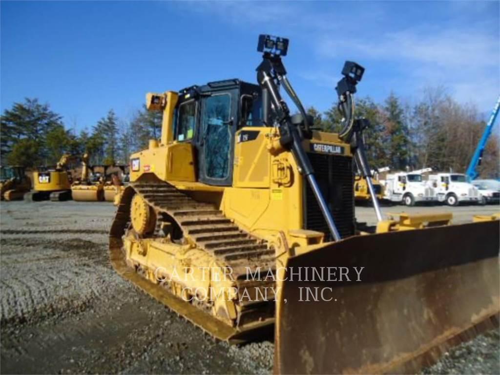 Caterpillar D6TXWVP, Bulldozer, Équipement De Construction