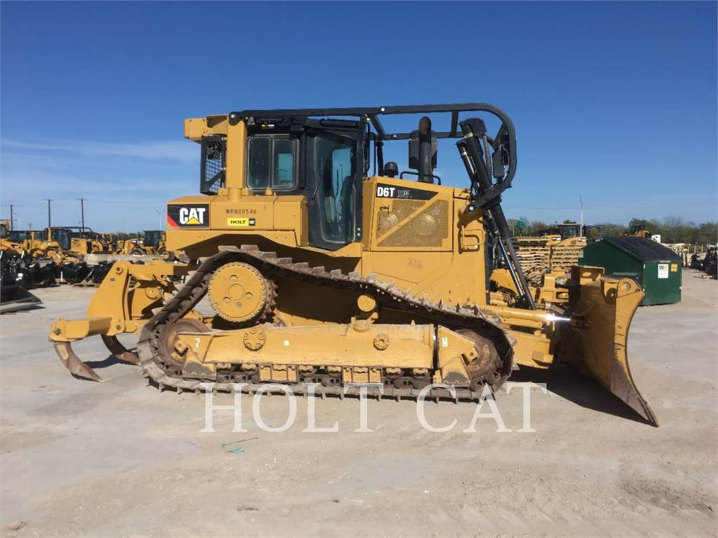 Caterpillar D6TXWVP, Dozers, Construction