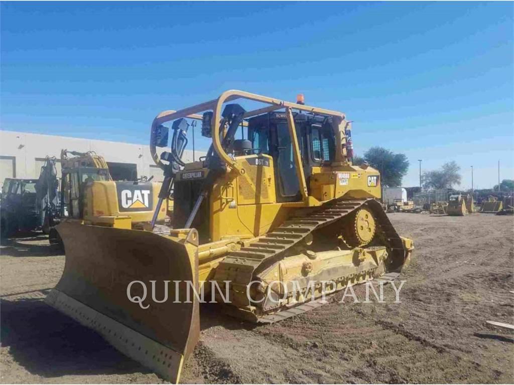 Caterpillar D6TXWVP, Buldozere, Constructii