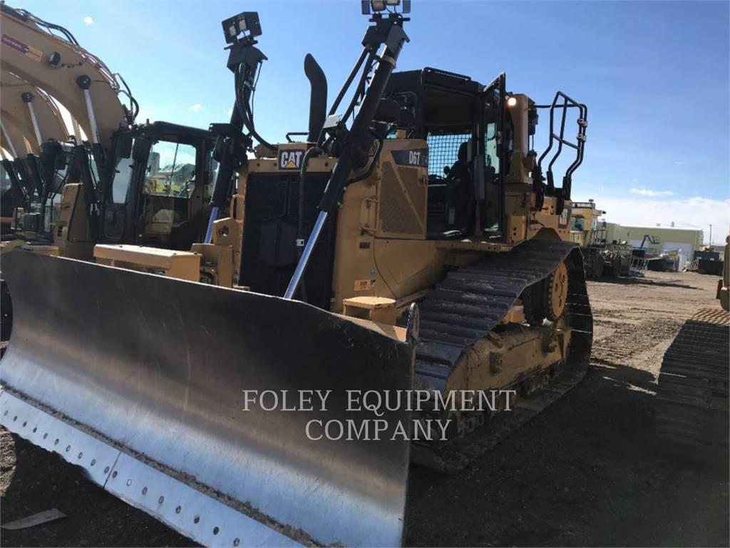Caterpillar D6TXWVPA, Bulldozers, Construcción