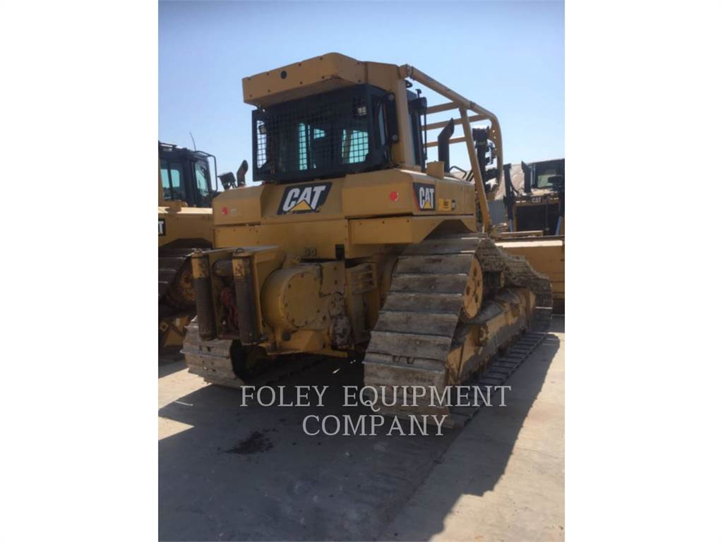 Caterpillar D6TXWVPA, Dozers, Construction
