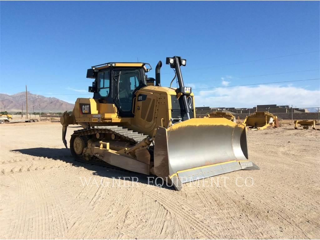 Caterpillar D7E, Planierraupen, Bau-Und Bergbauausrüstung