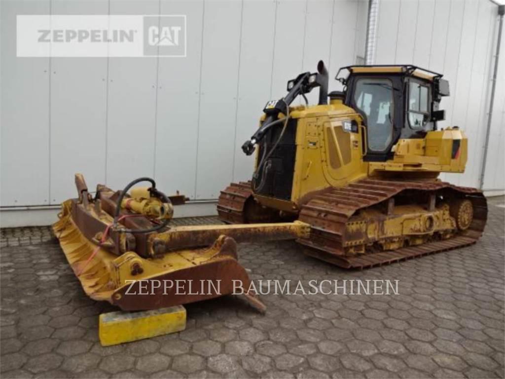 Caterpillar D7E、推土机、建筑设备