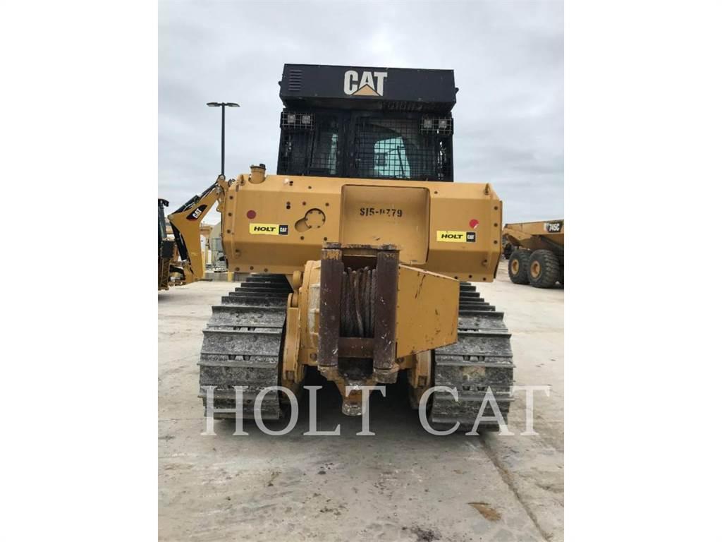 Caterpillar D7E ABWI, Bulldozers, Construcción