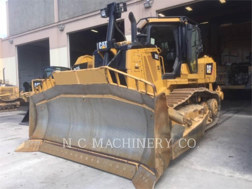 Caterpillar D7E, Dozers, Construction