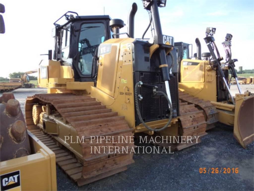 Caterpillar D7ELGP, Dozers, Construction