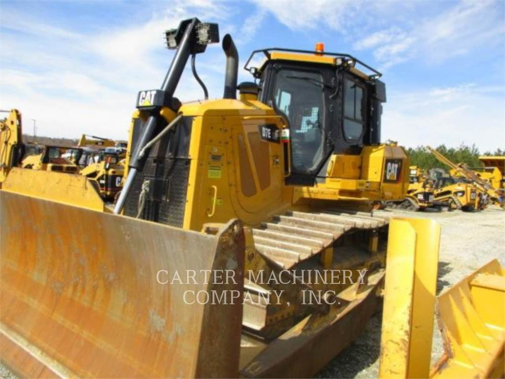 Caterpillar D7ELGP, Dozers, Construction