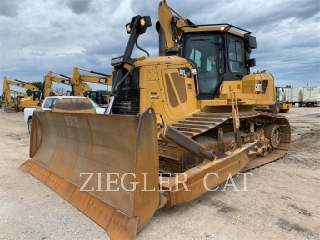 Caterpillar D7ELGPA, Crawler dozers, Construction