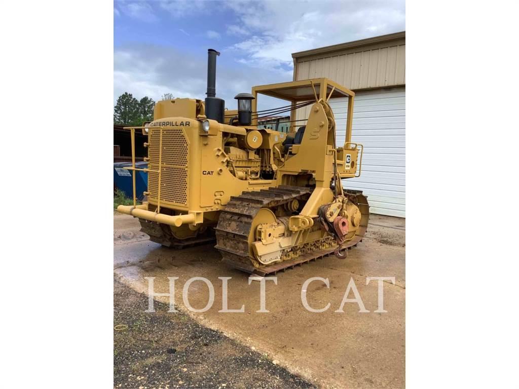 Caterpillar D7G, Crawler dozers, Construction