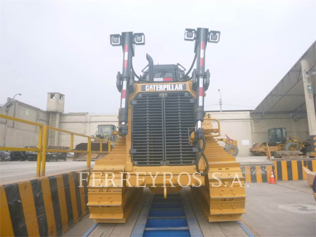 Caterpillar D7R, Buldozere, Constructii