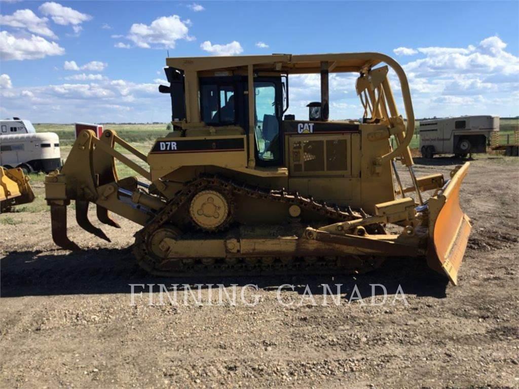 Caterpillar D7R, Bulldozers, Attrezzature Da Costruzione