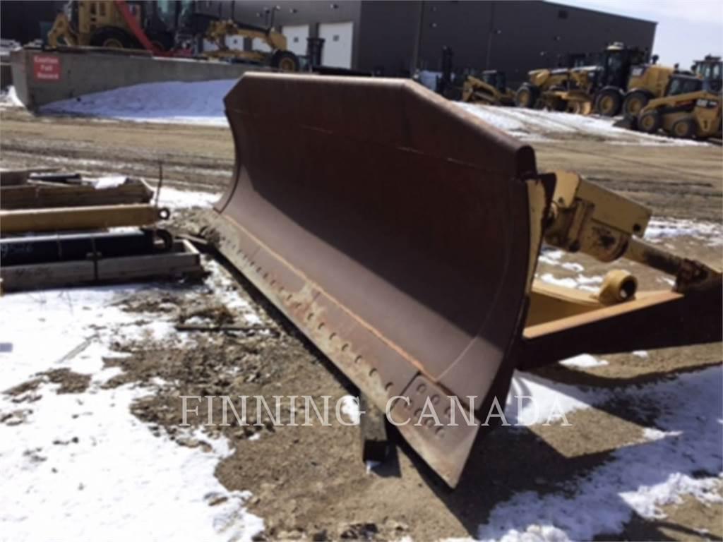 Caterpillar D7R, blades, Construction