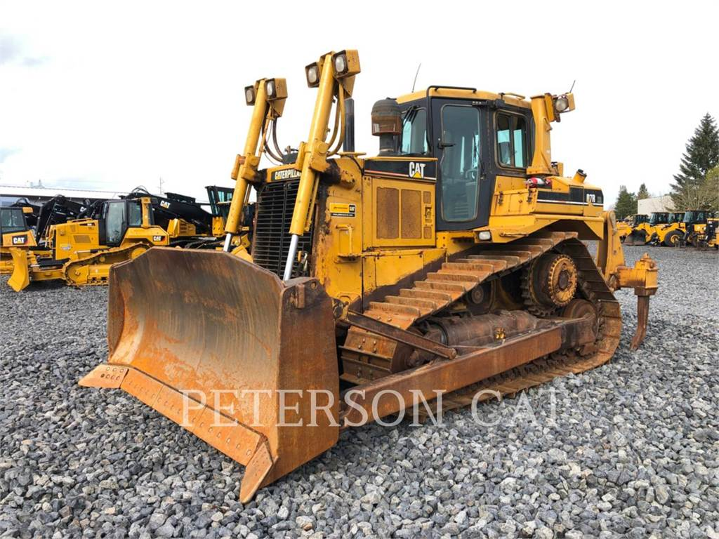 Caterpillar D7R II XR, Dozers, Construction
