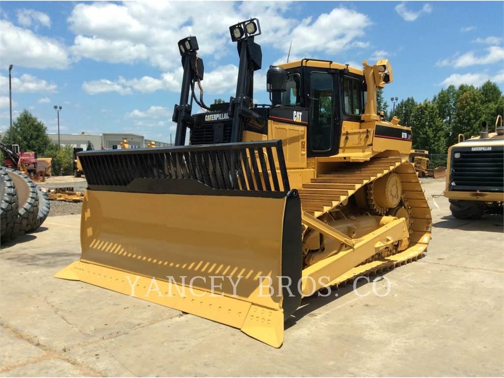 Caterpillar D7R LGP, Dozers, Construction