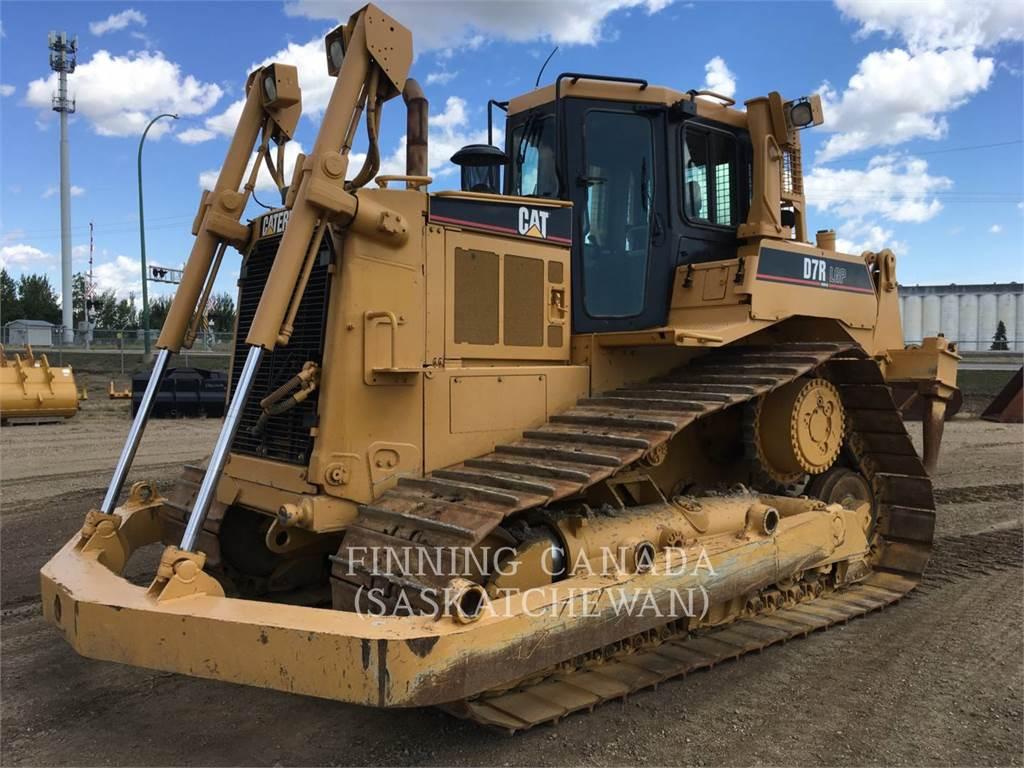 Caterpillar D7R LGP, Bulldozers, Construcción
