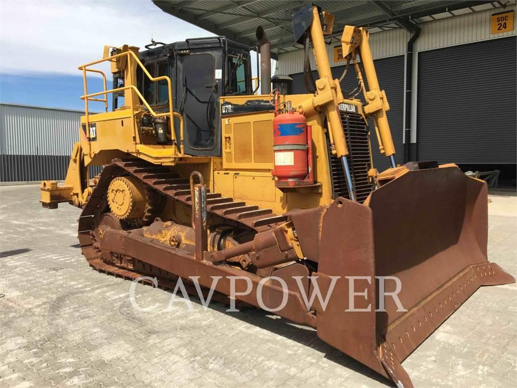 Caterpillar D7RII, Planierraupen, Bau-Und Bergbauausrüstung