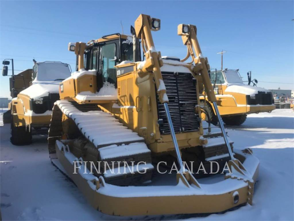 Caterpillar D7RIILGP, Dozers, Construction