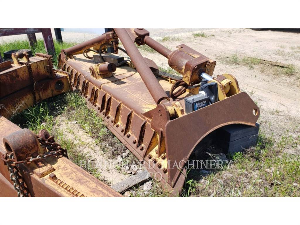 Caterpillar D8A BLADE, blades, Construction