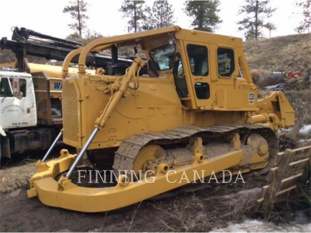 Caterpillar D8K, Bulldozer, Équipement De Construction