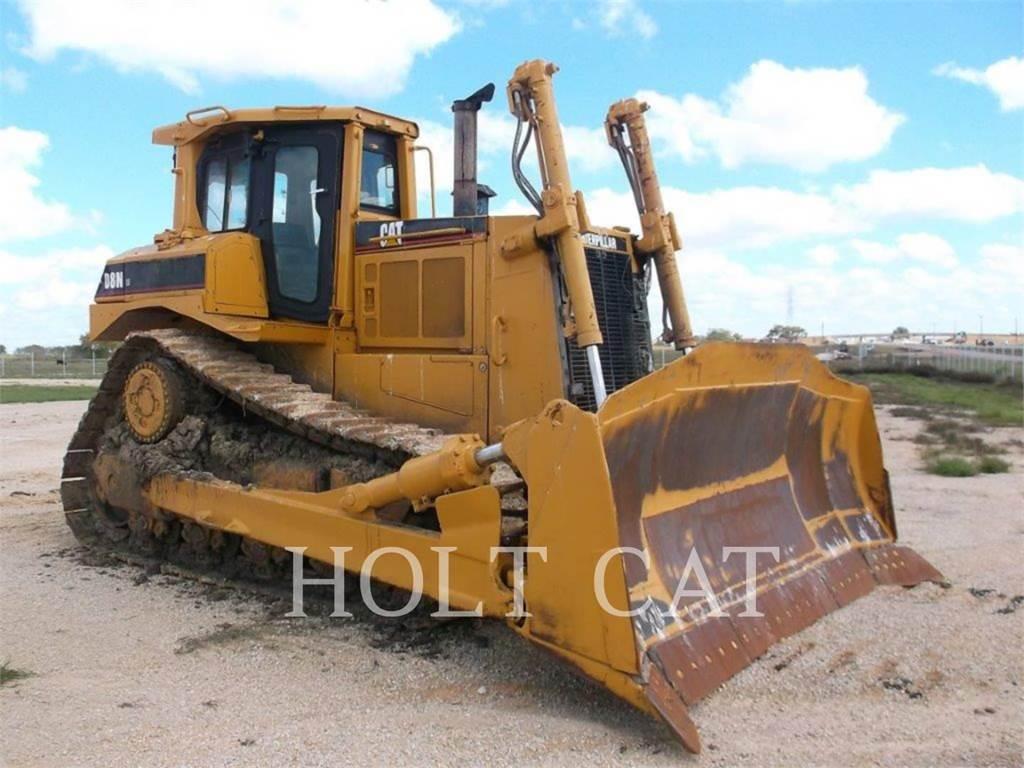 Caterpillar D8N, Bulldozer, Équipement De Construction