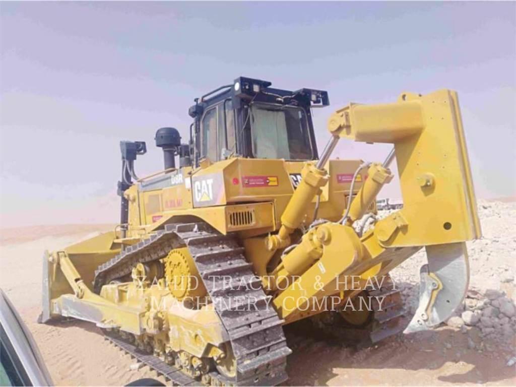 Caterpillar D8R、ブルドーザー、建設