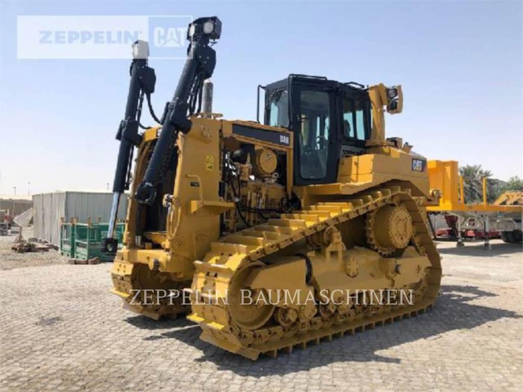 Caterpillar D8R, Crawler dozers, Construction