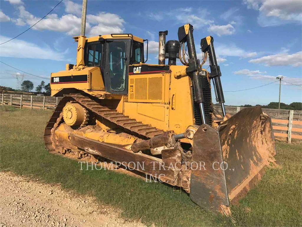 Caterpillar D8RII, Bulldozers, Construcción