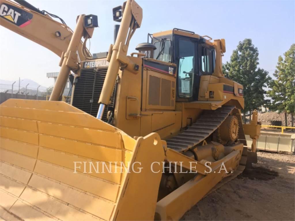 Caterpillar D8RII, Tratores de rastos, Equipamentos Construção