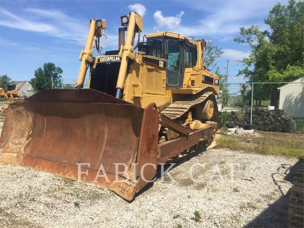 Caterpillar D8RII, Planierraupen, Bau-Und Bergbauausrüstung