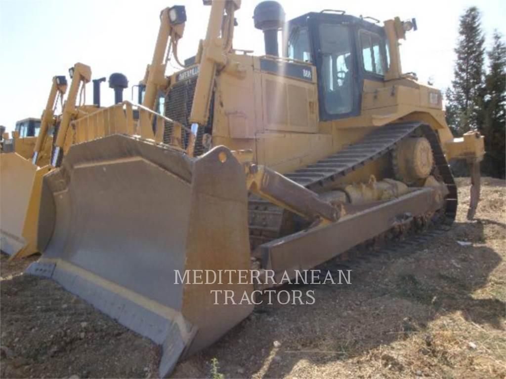 Caterpillar D8RLRC, Bulldozer, Équipement De Construction