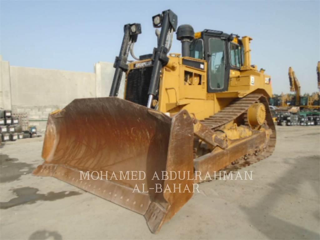 Caterpillar D8RLRC, Bulldozers, Attrezzature Da Costruzione