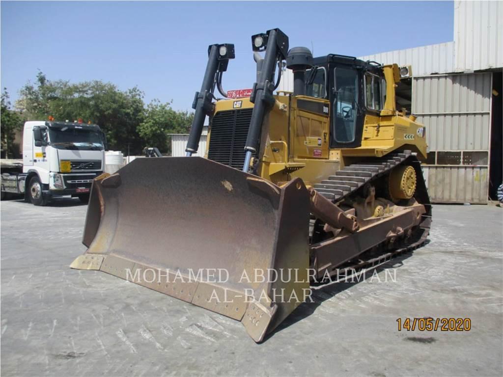 Caterpillar D8RLRC, Tratores de rastos, Equipamentos Construção