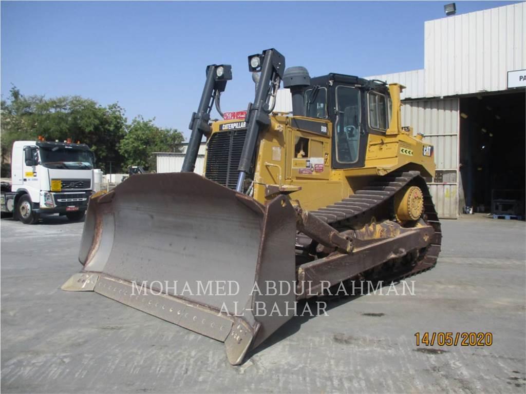 Caterpillar D8RLRC, Bulldozers, Bouw